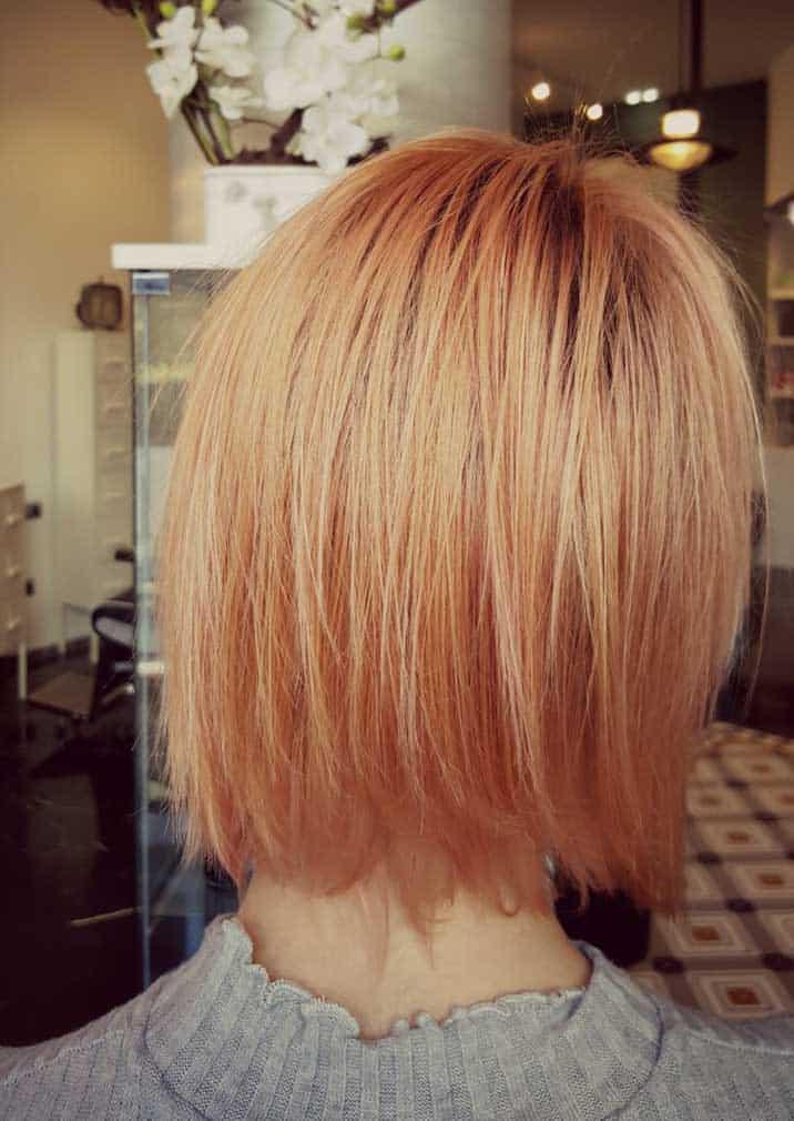 cabello corto tratamiento
