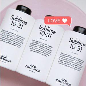 Los 12 super beneficios de Sublime 10.31 para tu cabello oviedo