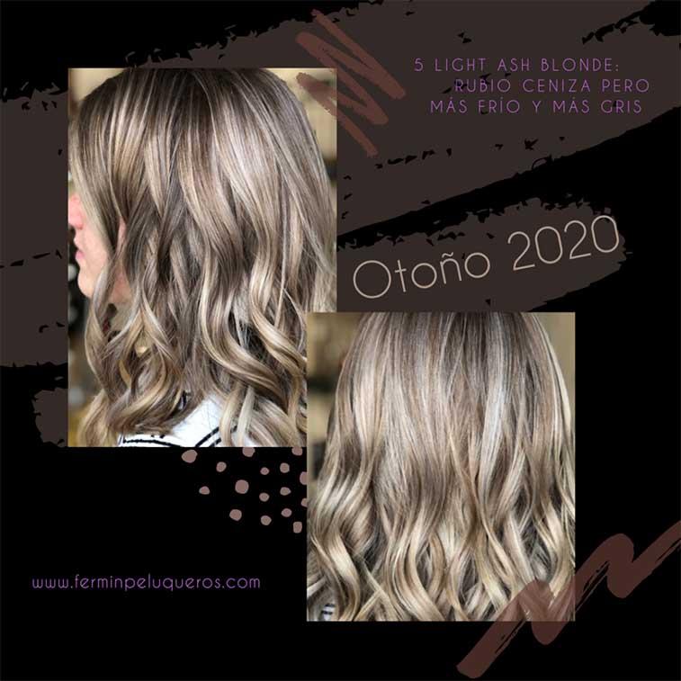 Tendencias color de pelo Otoño/Invierno 2020
