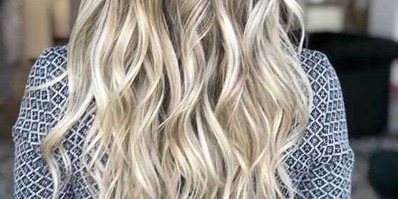 pelo rubio ceniza platino fermin peluqueros peluqueria oviedo asturias