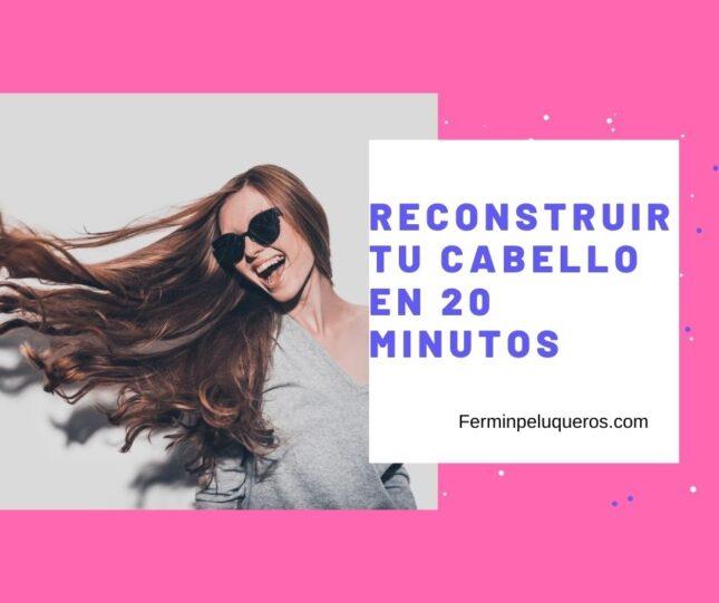 El tratamiento milagro para reconstruir tu cabello